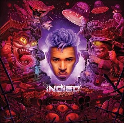 Chris Brown (크리스 브라운) - Indigo 9집 (Deluxe)