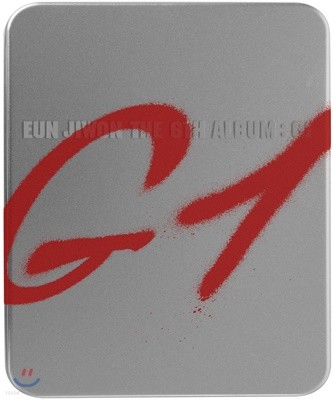 EUN JIWON THE 6TH ALBUM : G1 [RED ver.]
