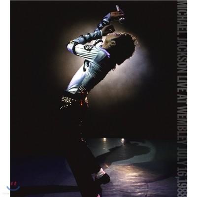 Michael Jackson - Live At Wembley July 16, 1988