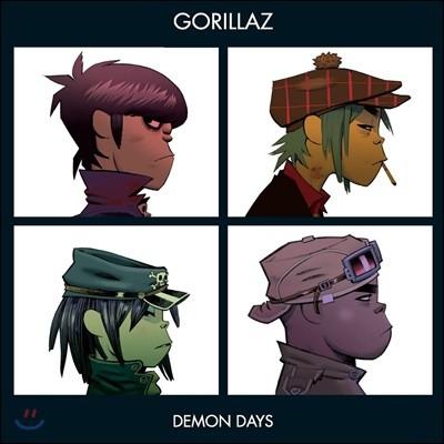 Gorillaz (고릴라즈) - Demon Days 2집
