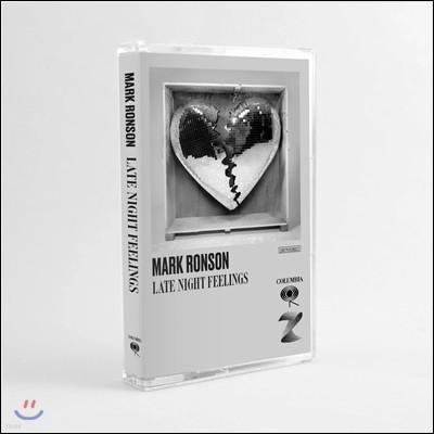 Mark Ronson - Late Night Feelings 마크 론슨 정규 5집 [카세트테이프]