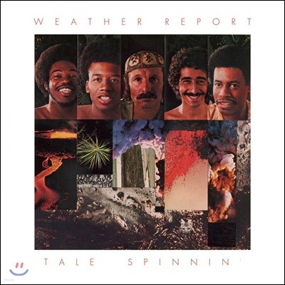 Weather Report (웨더 리포트) - Tale Spinnin' [LP]