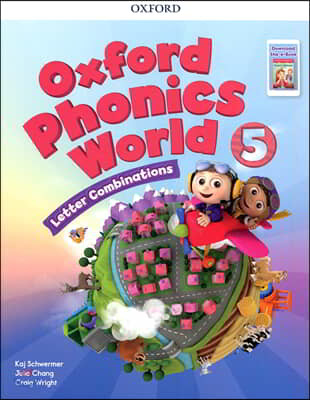 Oxford Phonics World 5 : Student Book