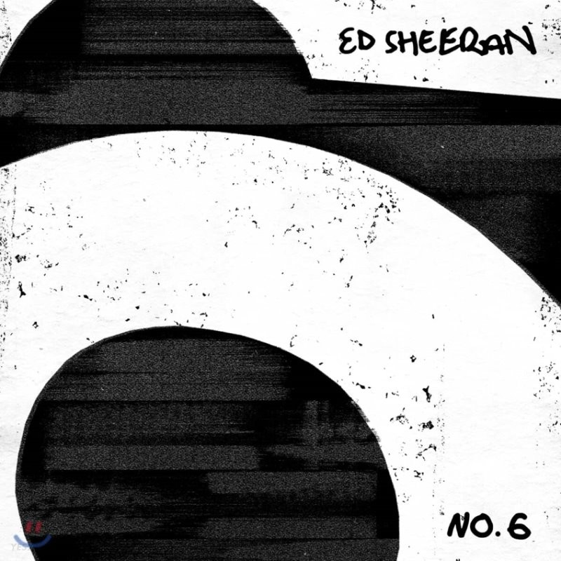Ed Sheeran - No.6 Collaborations Project 에드 시런 정규 4집 [수입반]