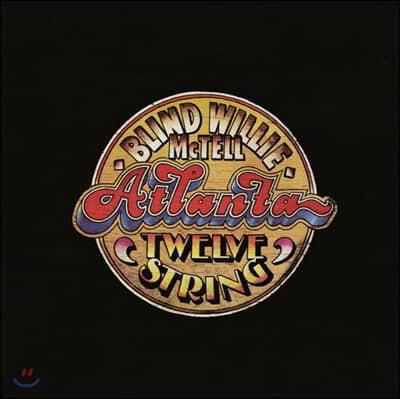 Blind Willie McTell (블라인드 윌리 맥텔) - Atlanta 12 String [LP]