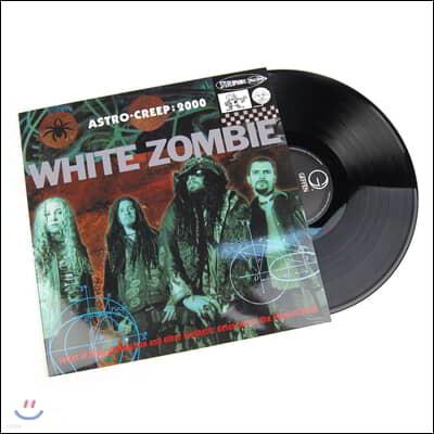 White Zombie - Astro Creep 2000 [LP]