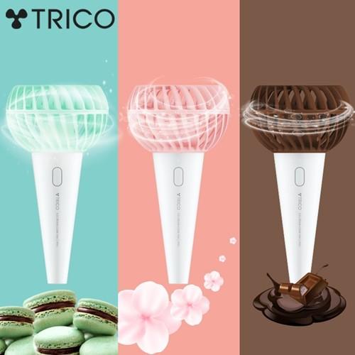 트리코 TF01 아이스크림 휴대용 선풍기