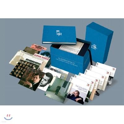 Glenn Gould Bach Edition 글렌 굴드 컴플리트 바흐 컬렉션 (38CD + 6DVD)