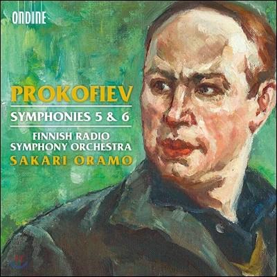 Sakari Oramo 프로코피에프: 교향곡 5번, 6번 (Prokofiev: Symphonies Nos. 5 & 6)