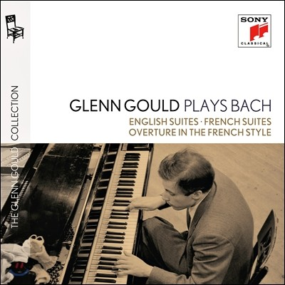 Glenn Gould 바흐: 영국 모음곡, 프랑스 모음곡 (Plays Bach Vol.3: English Suite BWV806-811, French Suite BWV812-817)