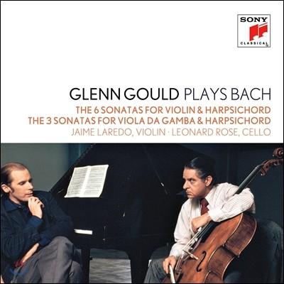 Glenn Gould 바흐: 6 바이올린과 하프시코드 소나타, 3 비올라 다 감바 소나타 (Plays Bach: Violin & Harpsichord Sonatas, Viola da Gamba Sonatas)