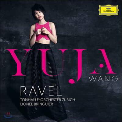 Yuja Wang 라벨: 피아노 협주곡 / 포레: 발라드 (Ravel: Piano Concertos / Faure: Ballade) [LP]