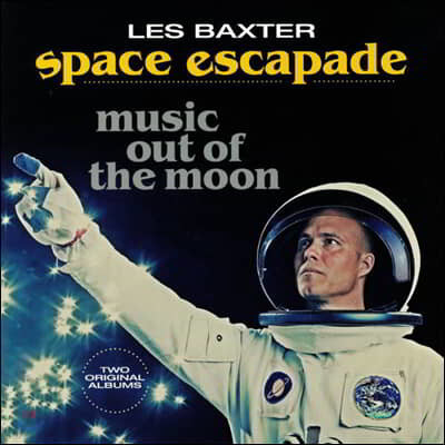 Les Baxter (레스 백스터) - Space Escapade / Music Out Of The Moon [LP]
