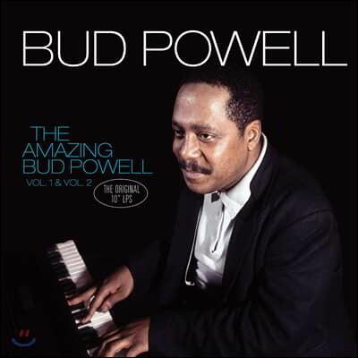 Bud Powell (버드 파웰) - Amazing Bud Powell Vol 1 & 2 [LP]