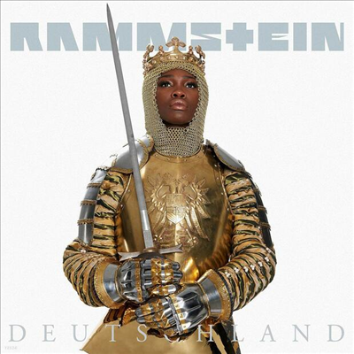 Rammstein - Deutschland / Deutschland (Ltd. Ed)(7 inch Single LP)