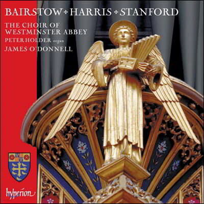 Westminster Abbey Choir 19-20세기 영국 성공회 전통 합창곡 모음집 (Bairstow / Harris / Stanford: Choral Works)