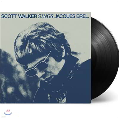 Scott Walker (스캇 워커) - Sings Jacques [LP]