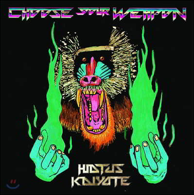 Hiatus Kaiyote (하이에이터스 카이요테) - Choose Your Weapon [2LP]