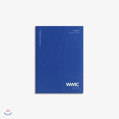 위너 (WINNER) - WINNER PRIVATE STAGE WWIC2019 PHOTO VARIETY SET [LIMITED EDITION]