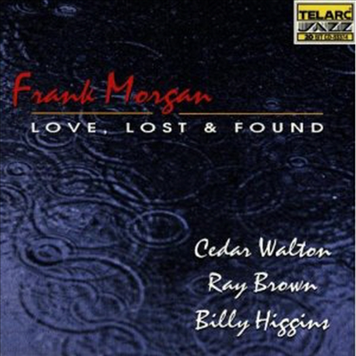 Frank Morgan - Love, Lost & Found