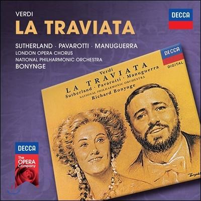 Joan Sutherland / Luciano Pavarotti 베르디 : 라 트라비아타 (Verdi: La Traviata)