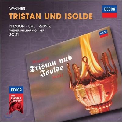 Georg Solti / Fritz Uhl 바그너: 트리스탄과 이졸데 (Wagner: Tristan und Isolde) 게오르그 솔티, 프리츠 울, 빈 필하모닉