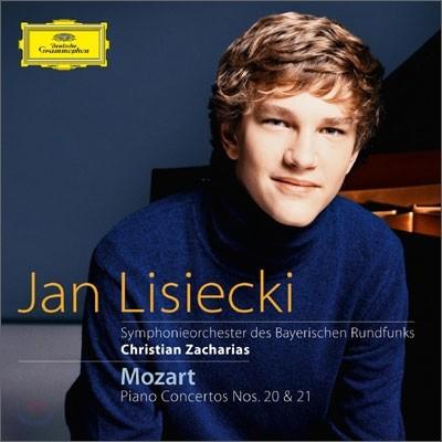 Jan Lisiecki 모차르트: 피아노 협주곡 20번 21번 (Mozart: Piano Concertos Nos. 20 & 21) 얀 리치에츠키