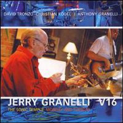 Jerry Granelli & V16 - Sonic Temple (2SACD Hybrid)