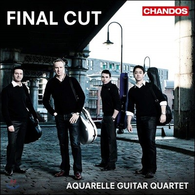 Aquarelle Guitar Quartet 파이널 컷 - 기타 사중주로 연주하는 영화 음악 모음집 (Final Cut - Film Music For Four Guitars)