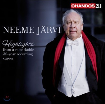 Neeme Jarvi 네메 예르비 - 30주년 스페셜 하이라이트 (Highlights From A Remarkable 30 Year Recording Career)