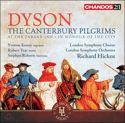 Richard Hickox 조지 다이슨: 캔터베리 순례 - 리차드 히콕스, 런던 심포니 합창단 & 오케스트라 (George Dyson: The Canterbury Pilgrims)