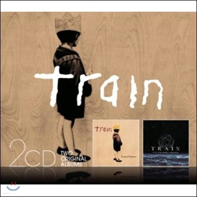 Train - Drops Of Jupiter + My Private Nation (2CD Original Albums)