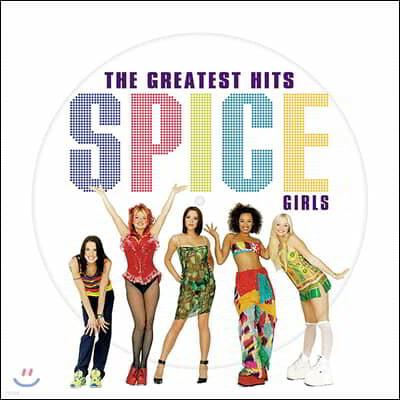 Spice Girls (스파이스 걸즈) - The Greatest Hits [픽쳐 디스크 LP]