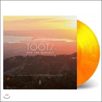 Toots & The Maytals (투츠 앤드 더 메이털스) - Unplugged On Strawberry Hill [썬 컬러 LP]