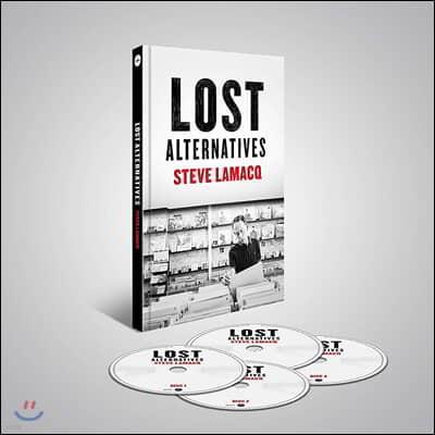 스티브 라마크가 모은 90년대 영국 얼터너티브 음악들 (Lost Alternatives Steve Lamacq) [Deluxe Edition]