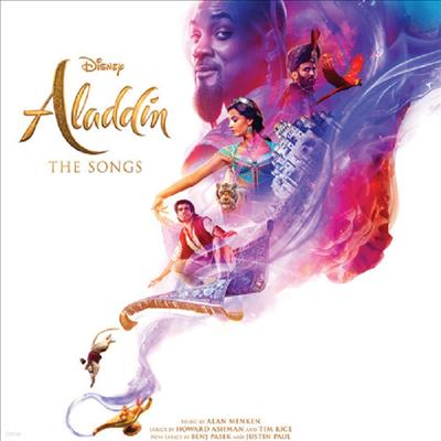 O.S.T. - Aladdin: The Songs (LP)