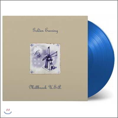 Golden Earring (골든 이어링) - Millbrook USA [블루 컬러 LP]