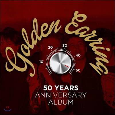 Golden Earring (골든 이어링) - Golden Earring 50 Year Anniversary Album [3LP]