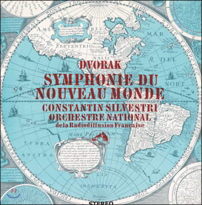 Constantin Silvestri 드보르작: 교향곡 9번 `신세계로부터` (Dvorak: Symphony Op.95 'From the New World') [LP]