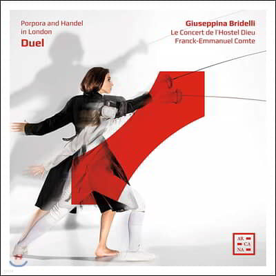 Giuseppina Bridelli 헨델과 포르포라의 결투 (Duel - Porpora and Handel in London)
