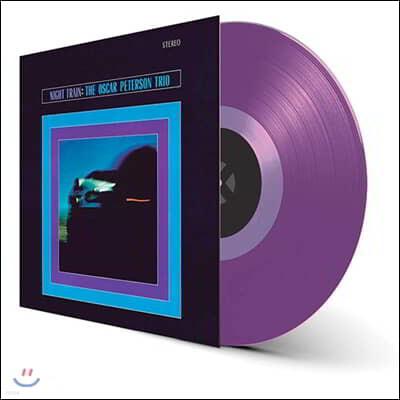 The Oscar Peterson Trio (오스카 피터슨 트리오) - Night Train [퍼플 컬러 LP]
