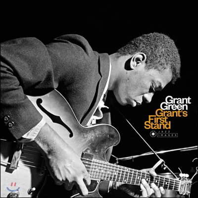 Grant Green (그랜트 그린) - Grant's First Stand [LP]