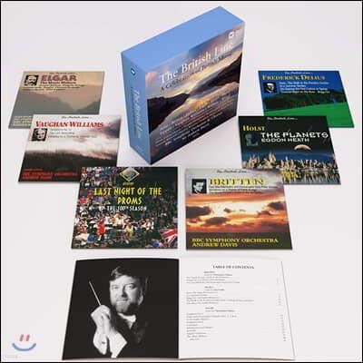 Andrew Davis 1990년대 녹음된 영국음악 모음집  (The British Line - A Celebration of British Music)
