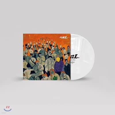 설 (Surl) - Aren't You? [화이트 컬러 / 10인치 EP Vinyl]