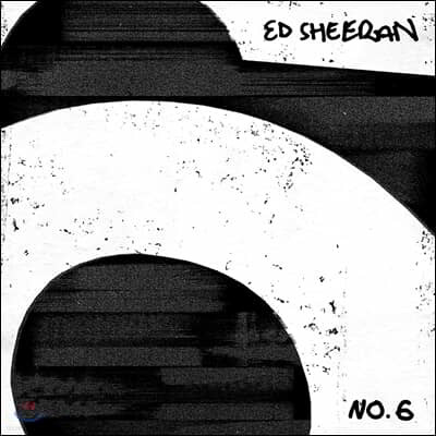 Ed Sheeran - No.6 Collaborations Project 에드 시런 정규 4집 [2LP]