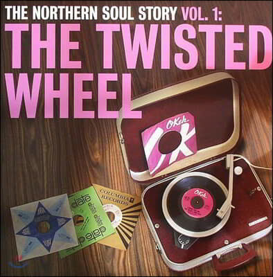 Northern Soul Story Vol.1 The Twisted Wheel [2LP]