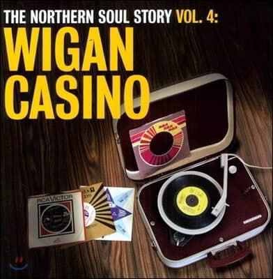 Northern Soul Story Vol.4 Wigan Casino [2LP]