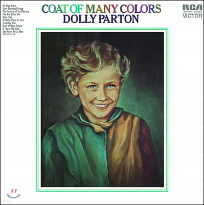 Dolly Parton (돌리 파튼) - Coat Of Many Colors [LP]
