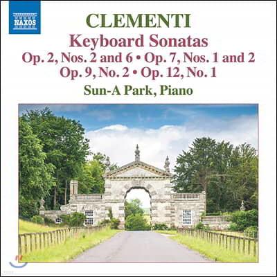 박선아 - 무치오 클레멘티: 건반소나타 작품집 (Muzio Clementi: Keyboard Sonatas)