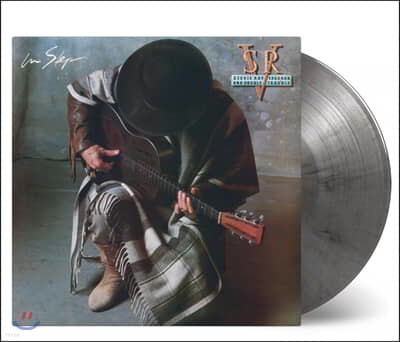 Stevie Ray Vaughan - In Step [실버 앤 블랙 컬러 LP]